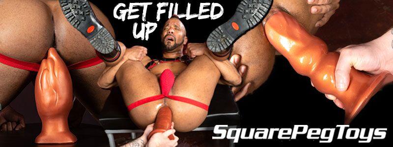 Square Peg!