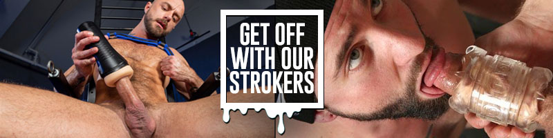 Get Off with our Strokers