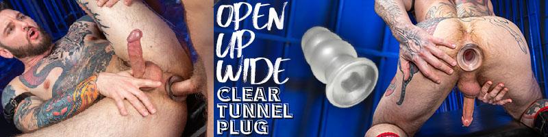 New! Tunnel Plug!