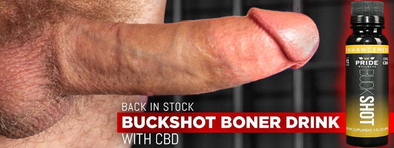Buckshot! Back in Stock!