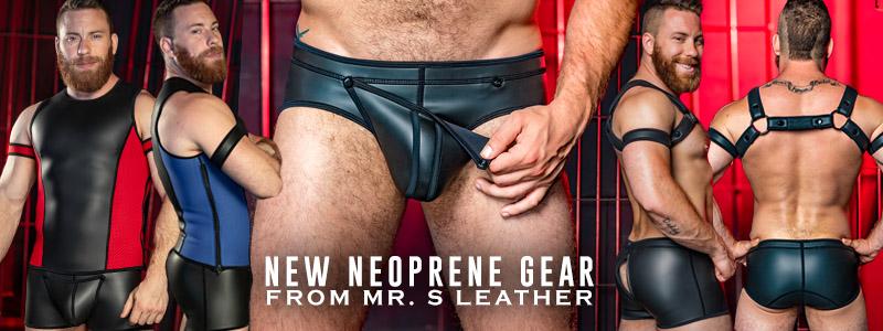 All New Neoprene!