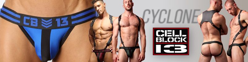 New Cyclone Gear from Cellblock 13