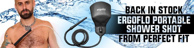 Ergoflo Portable Shower Shot Returns!