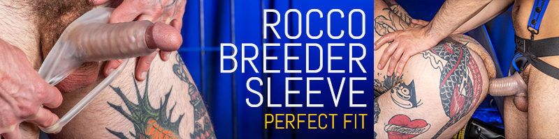 Rocco Breeder Sleeve